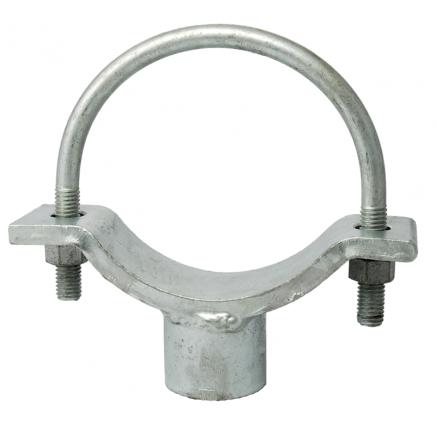 525 Adjustable Pipe Saddle Support w/ U-Bolt