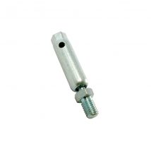 Threaded Products & Hardware, 17W Swivel Rod Extension