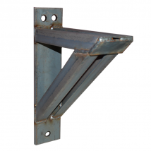 Structural Attachments, 802 Welded Bracket - Heavy