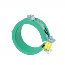 Swivel & Split Ring Hangers, Bismat 5000 Clamp for Plastic Pipe
