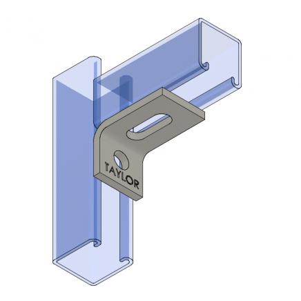AF210 Two-Hole Adjustable Corner Angle
