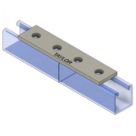 FP400 4-Hole Splice Plate