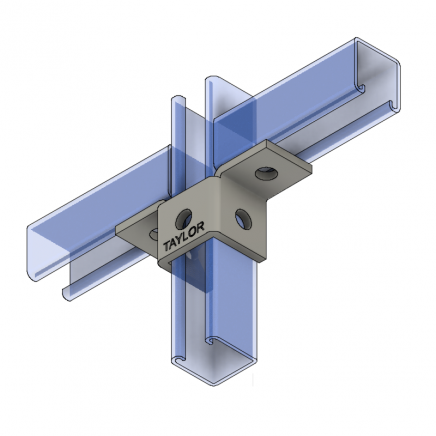 WF510 5-Hole Double Wing Connection
