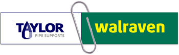 Taylor Pipe Supports - le Groupe Walvern